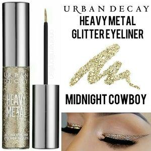 UD Heavy Metal Glitter Eyeliner - Midnight Cowboy